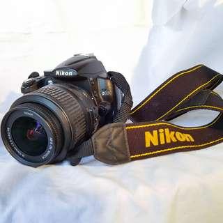 Nikon D5000 + Nikon SB600 Speedlight