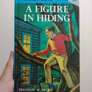 Hardy Boys: A Figure in Hiding (16)