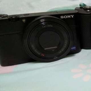 Sony rx100 mk 1 20.2MP camera