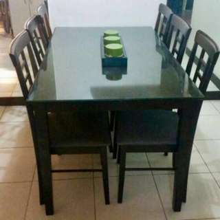 Dining Set - 6 seater