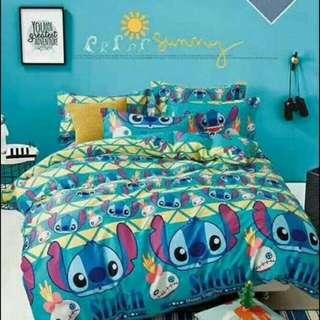 Bedsheet and pillow case set