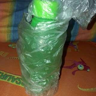 Botol minum hijau tupperware