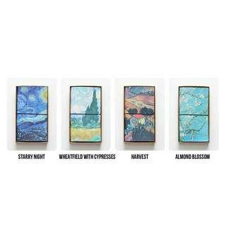 Van Gogh Multifunction Planner