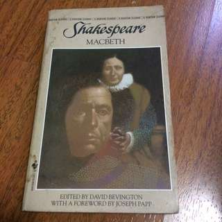 Macbeth (Shakespeare Bantam classics)