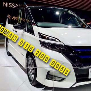 Nissan 6 Airbag Serena 2018. C27