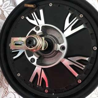 14inch motor hub 800w