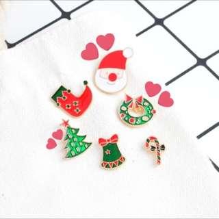 📌 INSTOCK christmas pins 📌