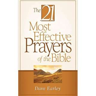Free/Book Exchange! The 21 Most Effective Prayers of the Bible