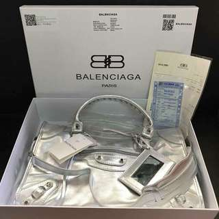BALENCIAGA, Authentic quality