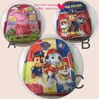 *In Stock* 3D Kids Pre-school Bag