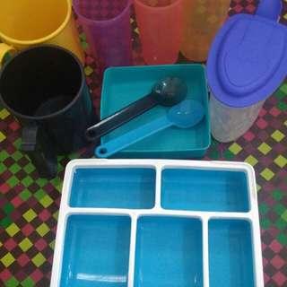 Tupperware+storage box