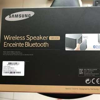Wireless speakers Enceinte Bluetooth SB330