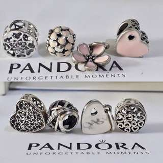 Sale Get All 4 Charms (Pandora)