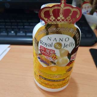Nano Royal Jelly