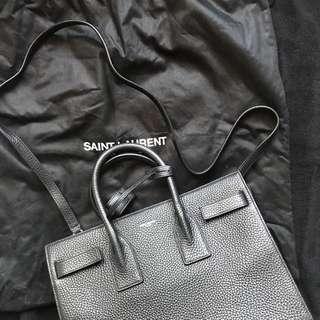 Ysl sac de jour 牛皮手袋 SLP