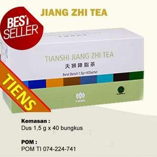 Promo FREE ONGKIR UNTUK JABODETABEK TIANSHI JIANG ZHI TEA