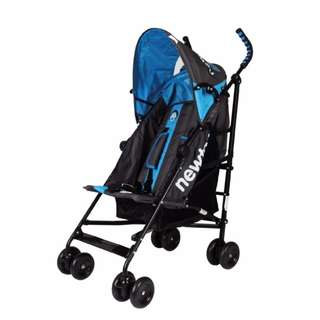 Sweet Cherry SC987 Newton Stroller Blue
