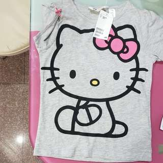 Hello Kitty T-shirt H&M for girl