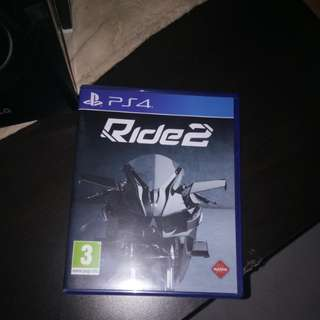 Ride2 ps4 ori