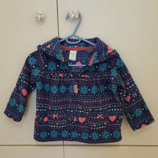 Carter's 女童外套(1-2歲)