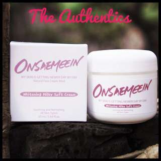 Onsaemeein Soft Whitening Cream 50ml
