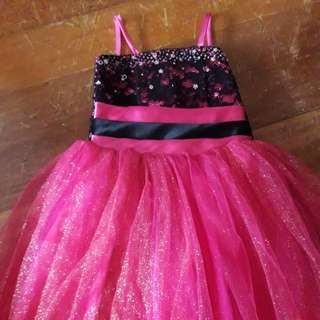 Girly Gown