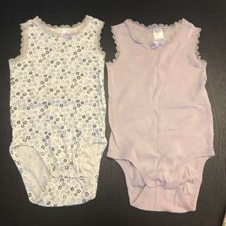 (P) H&M Baby Rompers