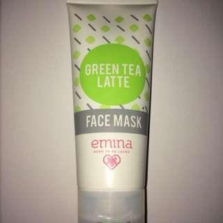 Emina face mask greentea