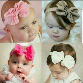 (3 For $9)Baby hair band