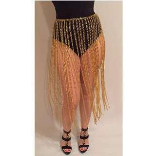 Thesos Chain Skirt