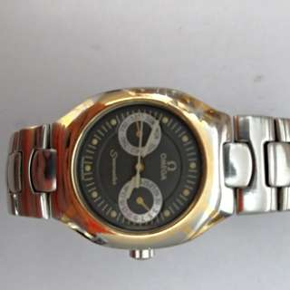 Omega watch, quartz