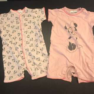 (P) H&M baby apparels