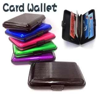 Card Wallet,Security  Credit Holder.