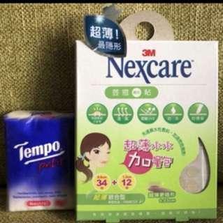 台灣生產3M暗瘡貼50片