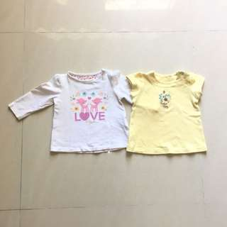 Shirt mothercare / trudy&teddy