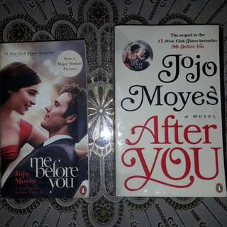 Me Before You Bundle