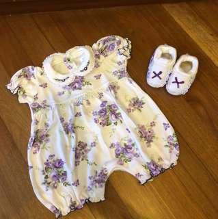 Preloved Baby's Girl Apparel