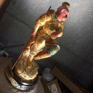 清中陶胎漆雕