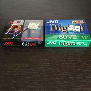 Digital video cassette 錄影帶