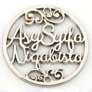 Customised Metal Tags Charms for Weddings, Business, Events and Corporate