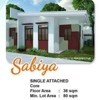 Sabiya single attached