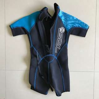 Slinx Swimming Wetsuit for Toddlers & Kids