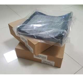 Aircon filter for subaru forester
