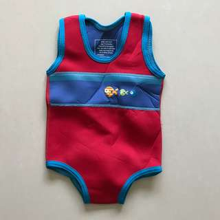 Baby / Toddler Swimming Wetsuit (12-24 months, 26-in chest)