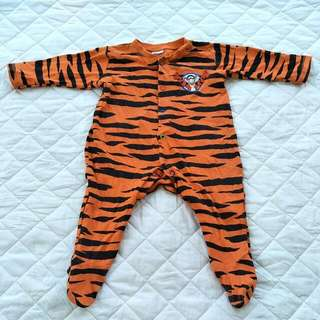 Romper Costume Tiger Disney
