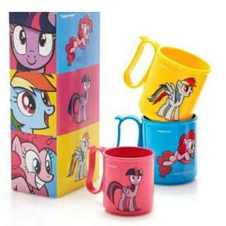 Tupperware My Little Pony Gelas Cangkir