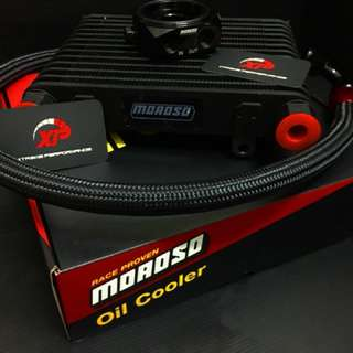 MOROSO ENGINE OIL COOLER KIT