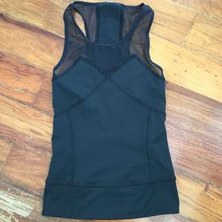Nike Black Dri Fit Tank Top