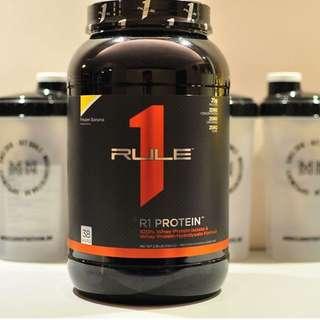 R1 protein皇牌 2桶只需600😱😱😱