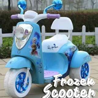 Frizen scooter